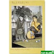 "Постер ""Nighty Girl"", интернет-магазин товаров для бильярда Play-billiard.ru"