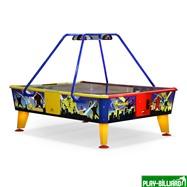 Аэрохоккей «4 Monsters» 238 cm x 183 cm, ( купюроприемник), интернет-магазин товаров для бильярда Play-billiard.ru