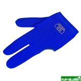 Longoni Перчатка бильярдная «Renzline Start Blue» (синяя), интернет-магазин товаров для бильярда Play-billiard.ru