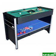 Weekend Многофункциональный игровой стол 3 в 1 «Global», интернет-магазин товаров для бильярда Play-billiard.ru. Фото 2