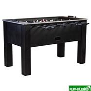 Weekend Настольный футбол (кикер) «Bavaria» (146 х 81 х 88 см, черный), интернет-магазин товаров для бильярда Play-billiard.ru. Фото 1