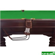 Бильярдный стол для снукера «Dynamic Prince» 12 ф (махагон), интернет-магазин товаров для бильярда Play-billiard.ru. Фото 7