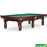 Weekend Бильярдный стол для русского бильярда «Classic II» 10 ф (махагон), интернет-магазин товаров для бильярда Play-billiard.ru