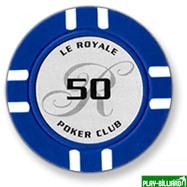 Набор для покера Le Royale на 500 фишек, интернет-магазин товаров для бильярда Play-billiard.ru. Фото 3