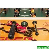 Настольный футбол (кикер) «Amsterdam» (120х61х84, цветной), интернет-магазин товаров для бильярда Play-billiard.ru. Фото 4