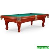 Weekend Бильярдный стол для пула «Cambridge» 9 ф (корица), интернет-магазин товаров для бильярда Play-billiard.ru