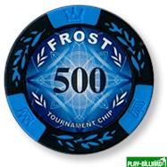 Набор для покера Frost на 300 фишек, интернет-магазин товаров для бильярда Play-billiard.ru. Фото 4