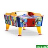 Wik Всепогодный аэрохоккей «Skate» 8 ф (238 х 128 х 83 см, цветной, купюроприемник), интернет-магазин товаров для бильярда Play-billiard.ru
