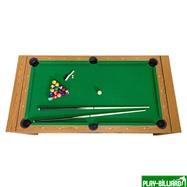 DBO Cтол-трансформер «Twister» 3 в 1  (бильярд, аэрохоккей, настольный теннис, 217 х 107,5 х 81 см, дуб), интернет-магазин товаров для бильярда Play-billiard.ru. Фото 5