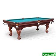 Weekend Бильярдный стол для русского бильярда «Essex» 9 ф (корица), интернет-магазин товаров для бильярда Play-billiard.ru