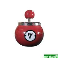 Weekend Пепельница «Семерка» (керамическая), интернет-магазин товаров для бильярда Play-billiard.ru