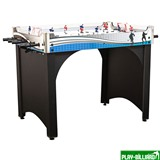 Weekend Хоккей «Alaska» с механическими счетами (101 x 73.6 x 80 см, серо-синий), интернет-магазин товаров для бильярда Play-billiard.ru