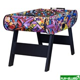 Настольный футбол (кикер) «Leon» (147x73x88 см, цветной), интернет-магазин товаров для бильярда Play-billiard.ru