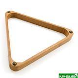 Треугольник 60 мм (дуб), интернет-магазин товаров для бильярда Play-billiard.ru