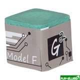 G2 Мел «G2 Japan Model F» зеленый, интернет-магазин товаров для бильярда Play-billiard.ru