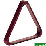 Weekend Треугольник 68 мм «Dynamic Turnus II» (коричневый), интернет-магазин товаров для бильярда Play-billiard.ru