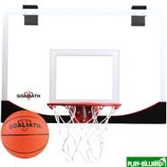 Silverback Баскетбольное кольцо «Мини», размер щита 45,72 х 30,48 см, интернет-магазин товаров для бильярда Play-billiard.ru. Фото 1