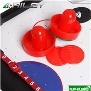 """Настольный аэрохоккей """"Riley"""" (60 см х 30 см х 14 см), интернет-магазин товаров для бильярда Play-billiard.ru. Фото 4"""