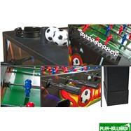 Настольный футбол (кикер) «Magic» (139х74х87, цветной), интернет-магазин товаров для бильярда Play-billiard.ru. Фото 5