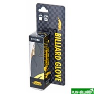 Predator Перчатка бильярдная «Predator Limited Edition» (черно-желтая) L&XL, интернет-магазин товаров для бильярда Play-billiard.ru. Фото 5