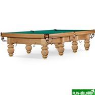 Weekend Бильярдный стол для русского бильярда «Tower» 12 ф (ясень), интернет-магазин товаров для бильярда Play-billiard.ru