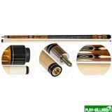 Classic Кий для пул 2-pc «Classic Value CV-4» (коричневый), интернет-магазин товаров для бильярда Play-billiard.ru