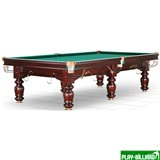 Weekend Бильярдный стол для снукера «Classic II» 10 ф (махагон), интернет-магазин товаров для бильярда Play-billiard.ru