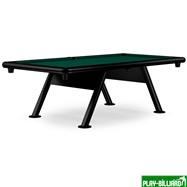 AMF Всепогодный бильярдный стол для пула «Key West» 7 ф  (черный), интернет-магазин товаров для бильярда Play-billiard.ru