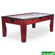 DBO Многофункциональный игровой стол 6 в 1 «Tornado» (коричневый), интернет-магазин товаров для бильярда Play-billiard.ru. Фото 7