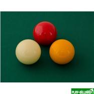 "Aramith Saluc Комплект шаров 61.5 мм ""Super Aramith Tornament"", интернет-магазин товаров для бильярда Play-billiard.ru. Фото 2"