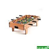 """Настольный футбол (кикер) """"Standard mini"""" (69x37x24 см, коричневый), интернет-магазин товаров для бильярда Play-billiard.ru"""