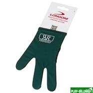 Longoni Перчатка бильярдная «RenzLine Bicolor» (зеленая), интернет-магазин товаров для бильярда Play-billiard.ru. Фото 5