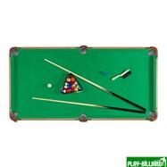 Weekend Бильярдный стол для пула «Hobby 4.5'» (в комплекте), интернет-магазин товаров для бильярда Play-billiard.ru. Фото 2
