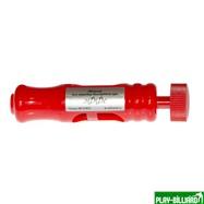 Weekend Точилка «Эффе» (красная, пластик, диаметр наклейки 12,7 - 13,1 мм), интернет-магазин товаров для бильярда Play-billiard.ru. Фото 3