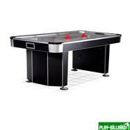 Аэрохоккей «Stark» 7 ф (черно-серый), интернет-магазин товаров для бильярда Play-billiard.ru. Фото 1