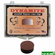 TIGER Наклейка для кия «Dynamite» (M) 14 мм, интернет-магазин товаров для бильярда Play-billiard.ru