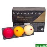 Weekend Комплект шаров 61.5 мм «Aramith Carom Pro Cup», интернет-магазин товаров для бильярда Play-billiard.ru