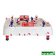 Red Machine Настольный хоккей «Форвард» (71 x 41 x 17 см, цветной), интернет-магазин товаров для бильярда Play-billiard.ru. Фото 3
