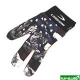 """Перчатка бильярдная """"Longoni Fancy Flag 4"""", интернет-магазин товаров для бильярда Play-billiard.ru"""
