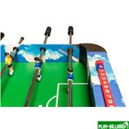 Weekend Настольный футбол (кикер) «Dybior Neapel» (120x61x81см, синий), интернет-магазин товаров для бильярда Play-billiard.ru. Фото 8