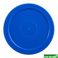 Шайба для аэрохоккея (синяя) D62 mm, интернет-магазин товаров для бильярда Play-billiard.ru. Фото 3