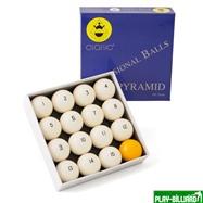 "Classic Комплект шаров 60.3 мм ""Classic А-качество"", интернет-магазин товаров для бильярда Play-billiard.ru. Фото 1"