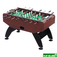 Weekend Настольный футбол (кикер) «Parma» (140 x 74 x 86 см, коричневый), интернет-магазин товаров для бильярда Play-billiard.ru
