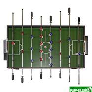 Weekend Настольный футбол (кикер) «Flex» (122x61x78.7 см, красный), интернет-магазин товаров для бильярда Play-billiard.ru. Фото 4