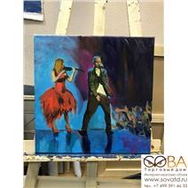 Картина совместимость 2 купить по лучшей цене в интернет магазине стильных обоев Сова ТД. Доставка по Москве, МО и всей России