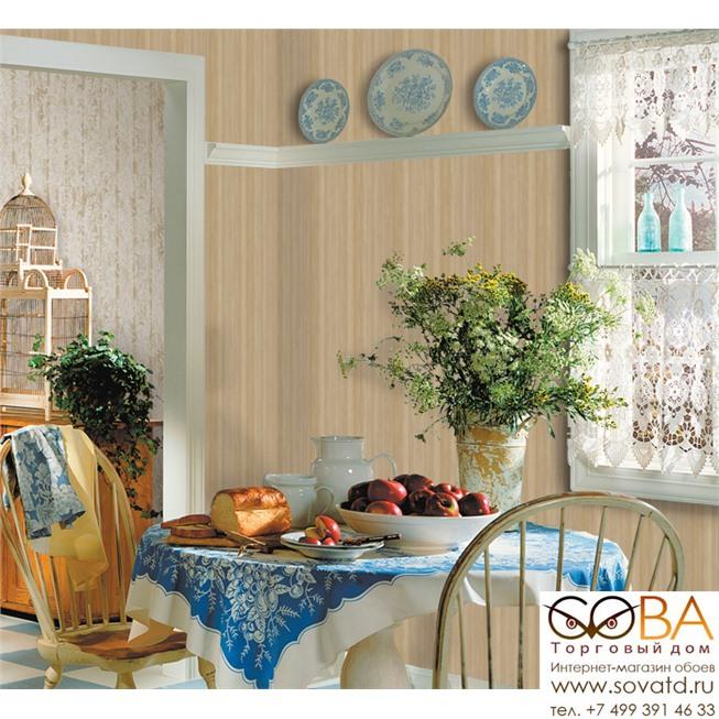 Обои Seabrook BR31309 Brunate купить по лучшей цене в интернет магазине стильных обоев Сова ТД. Доставка по Москве, МО и всей России
