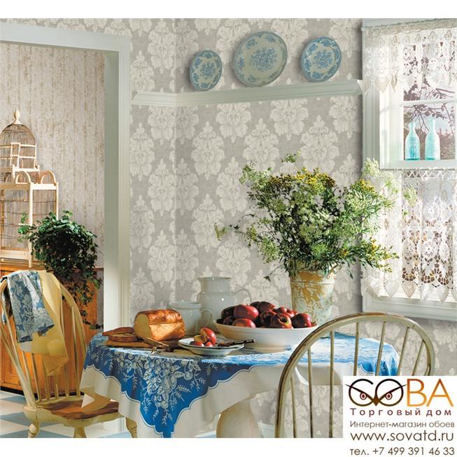 Обои Seabrook CT41108 The Avenues купить по лучшей цене в интернет магазине стильных обоев Сова ТД. Доставка по Москве, МО и всей России
