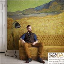 Панно BN 30544 Van Gogh купить по лучшей цене в интернет магазине стильных обоев Сова ТД. Доставка по Москве, МО и всей России