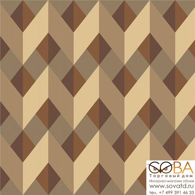 Обои Milassa Geometrica GM5-012-1 купить по лучшей цене в интернет магазине стильных обоев Сова ТД. Доставка по Москве, МО и всей России