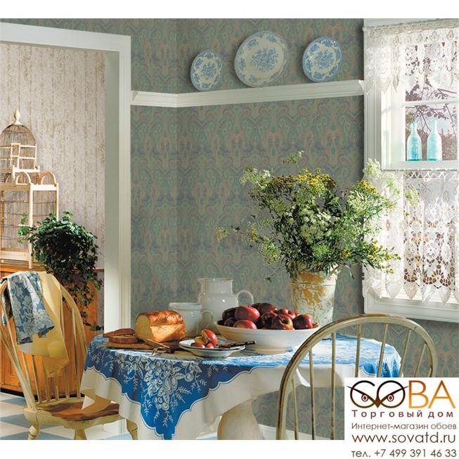 Обои Seabrook VI40402 Marrakesh купить по лучшей цене в интернет магазине стильных обоев Сова ТД. Доставка по Москве, МО и всей России